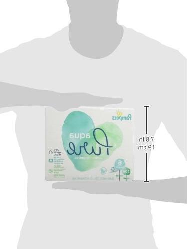 Pampers Aqua 6X Pop-Top Water Wipes - 336