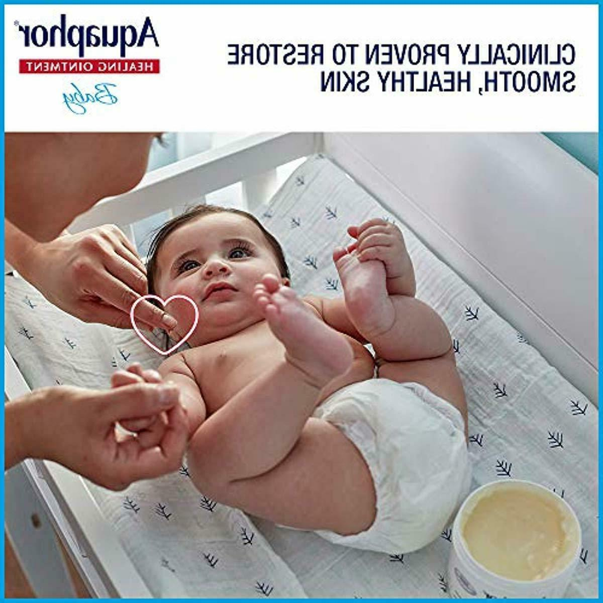 Aquaphor Baby - Therapy for Diaper Rash, Chapped Cheeks