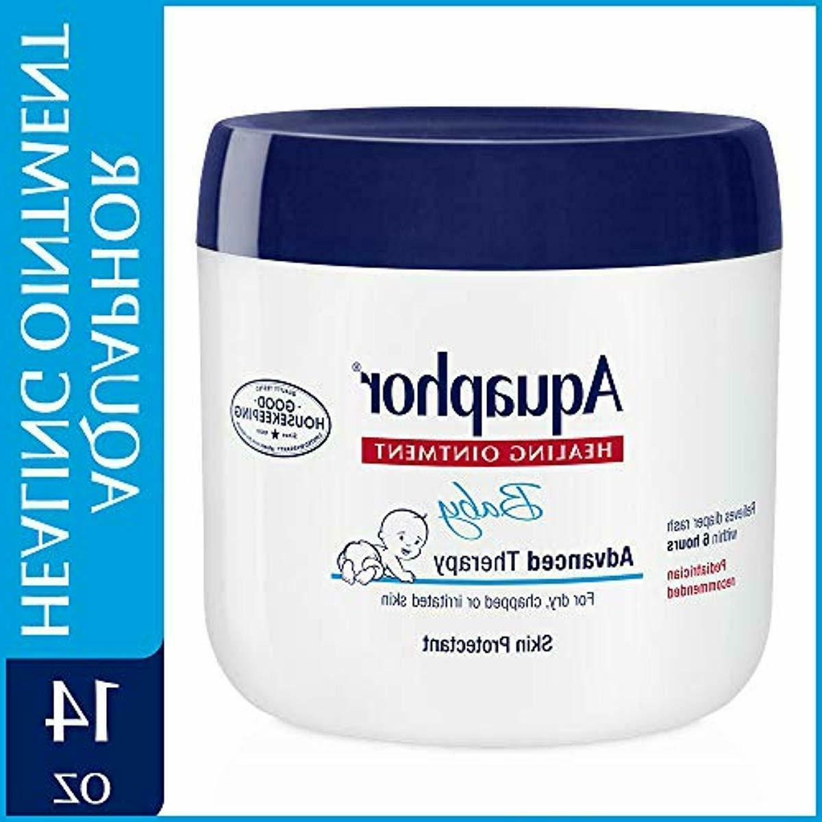 Aquaphor Healing - Advance Therapy for Diaper Rash,