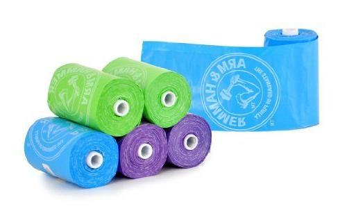 Munchkin Arm & Hammer Diaper Bag Refills, Pack of 2 x 72 cou