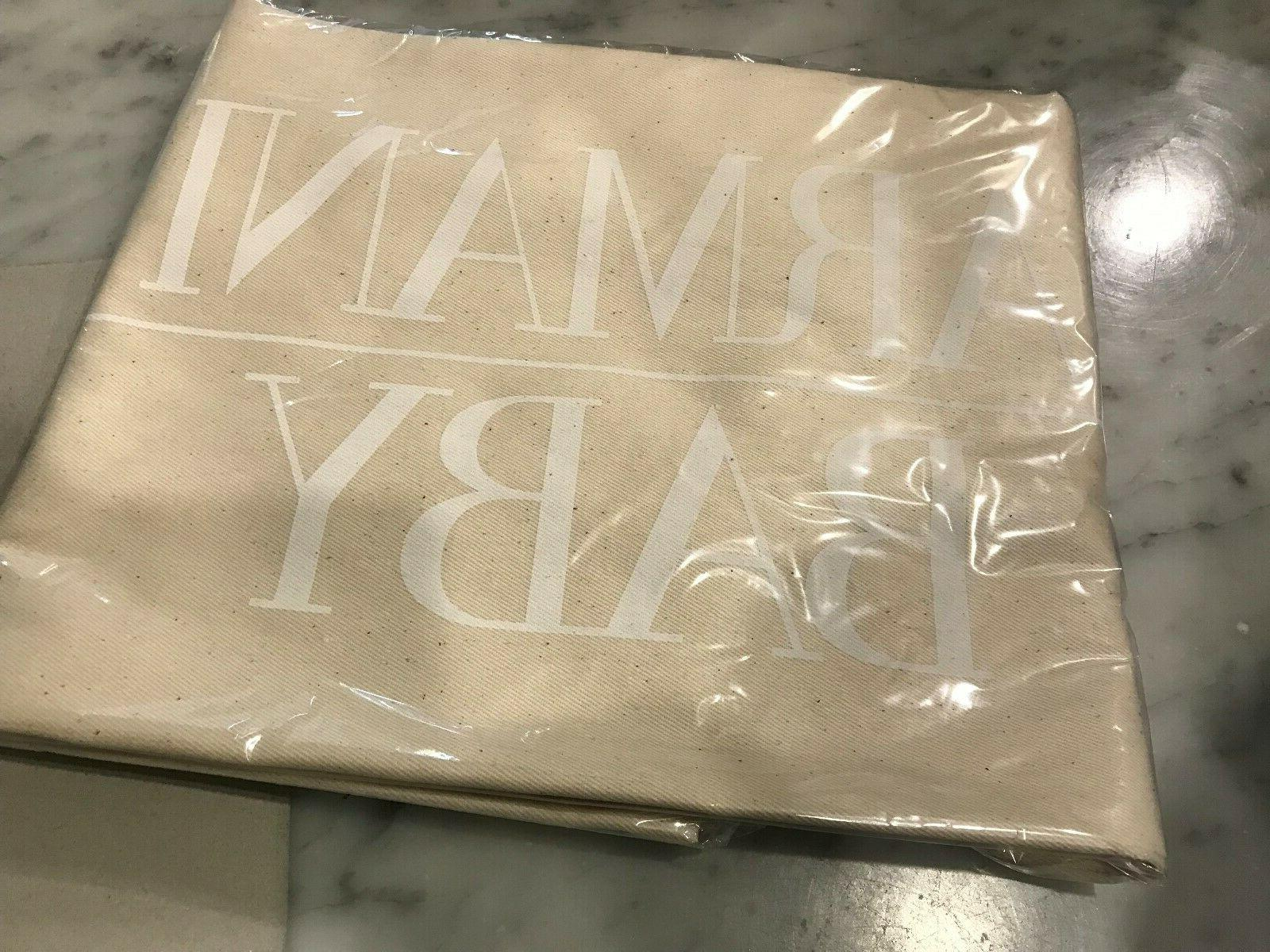Armani Baby Large Baby Messenger $399