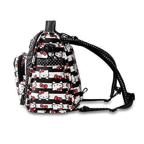 Ju-Ju-Be Bag, Kitty Dots and Stripes