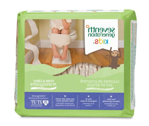 baby and toddler training pants medium size