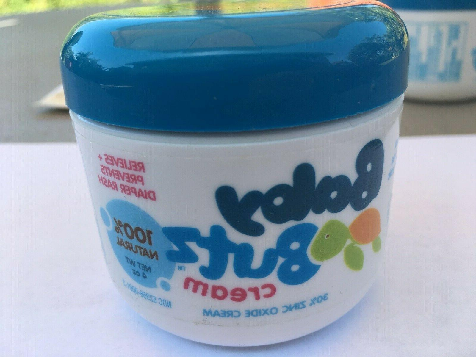 baby butz diaper rash cream with 30