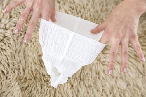 Parasol Natural Diaper Pants Chemical