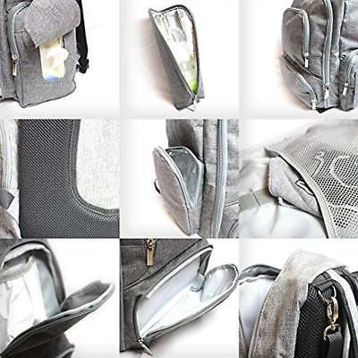 SKYLA HOMES - Diaper Bag Pockets Size