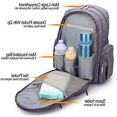 SKYLA HOMES - Baby Diaper Scratch Proof Bag Size