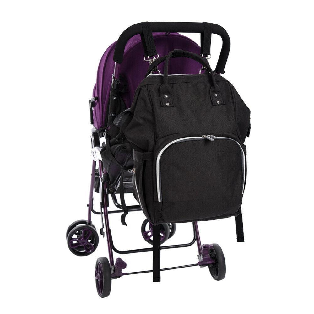 Baby Capacity Nappy Mummy Maternity Travel Charging