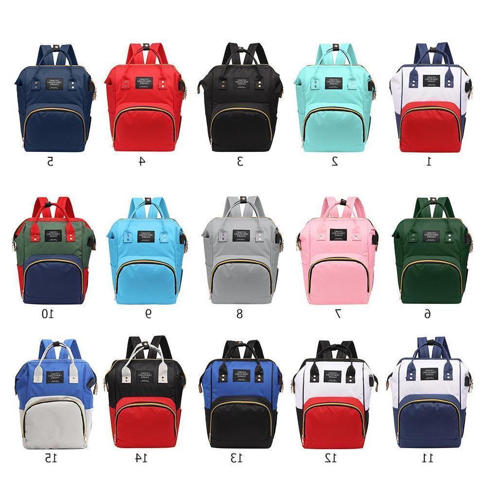 Baby Bag Women Rucksack Travel Hang Bag