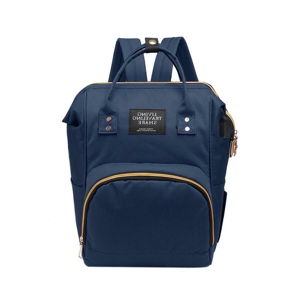 Baby Women Backpack Rucksack Travel Stroller Hang Bag