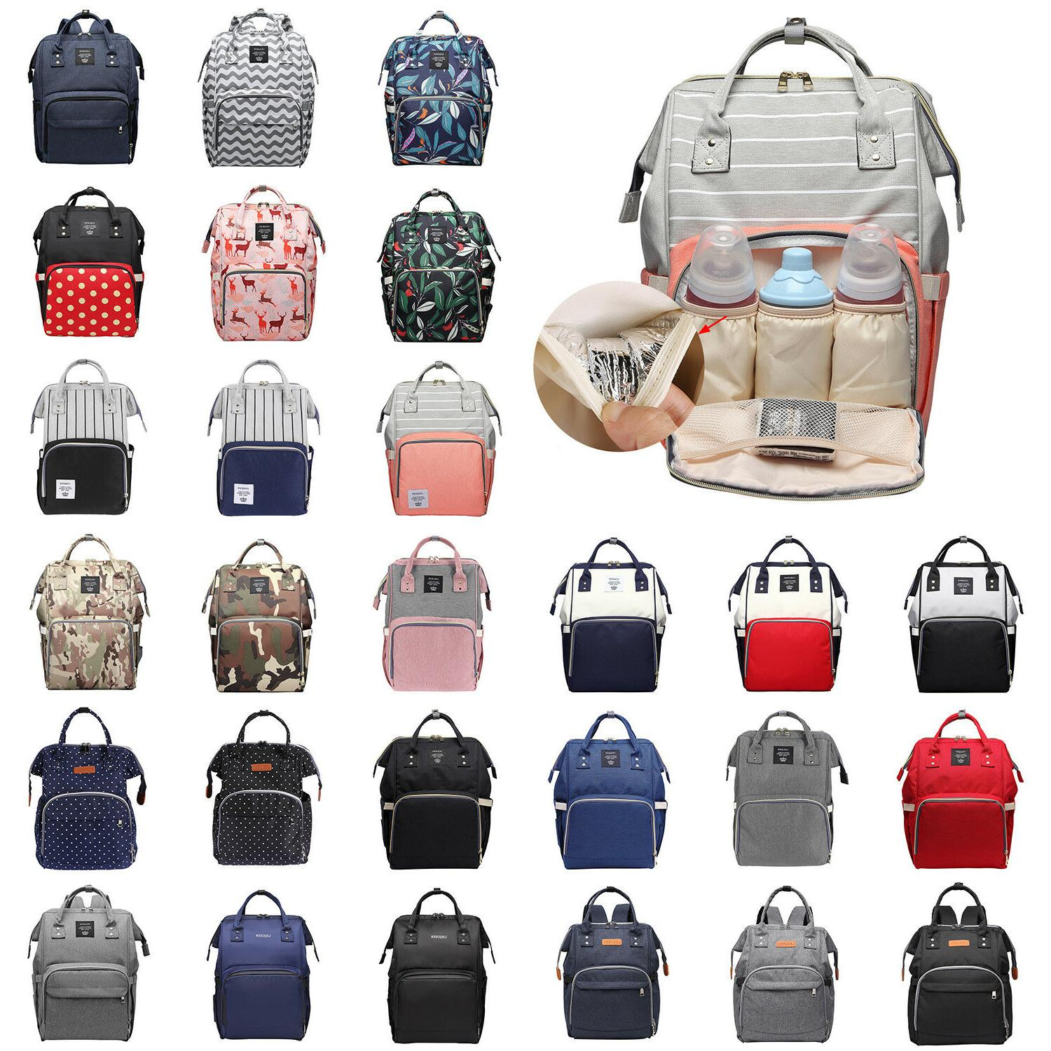 baby diaper bag maternity women backpack rucksack
