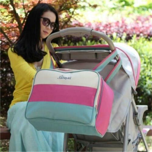 Baby Diaper Bag Handbag Maternity Bag Capacity BL3