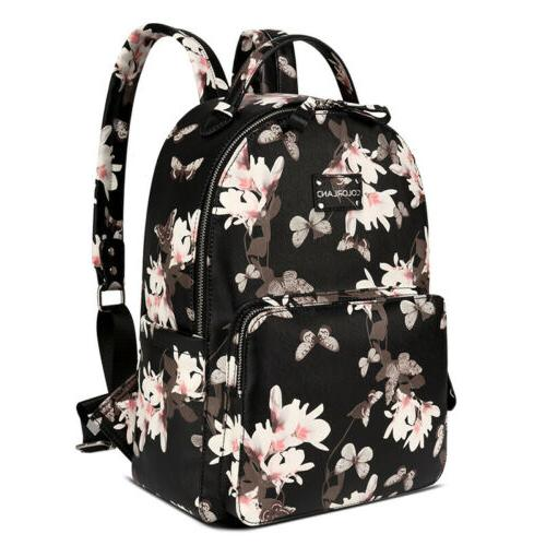 baby diaper bag nappy backpack mummy pu