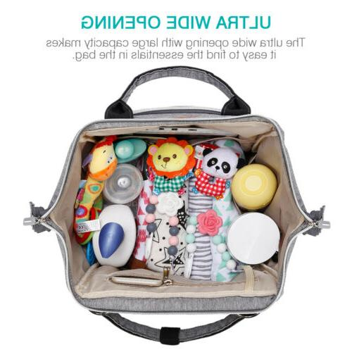 Baby Mummy Backpack Large