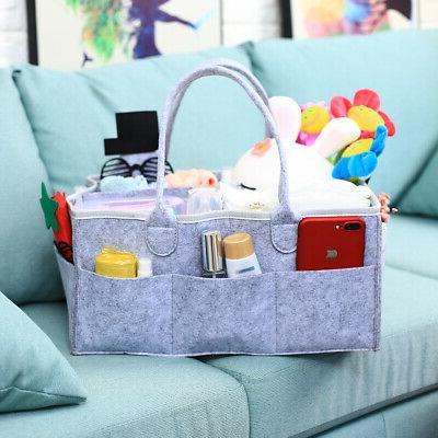 Baby Diaper - 2 Diaper Organizers for Table