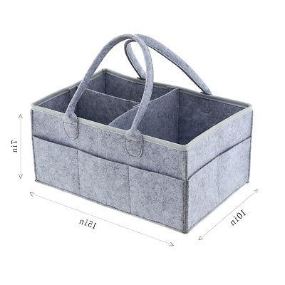 Baby Caddy - Pack Organizers Grey