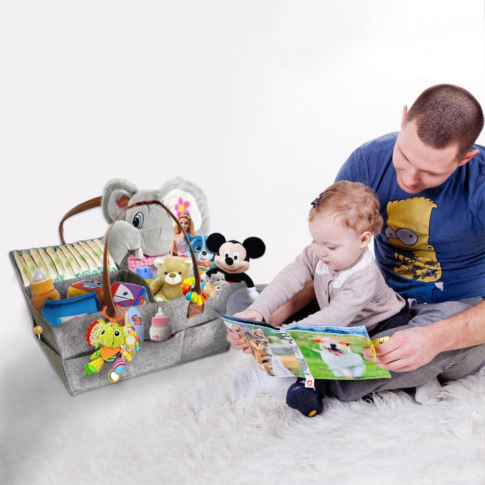 Baby Comfy Nursery Bin –