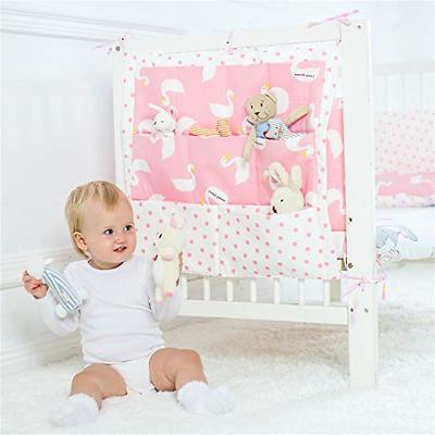 baby diaper hanging organizer toddler bed toy