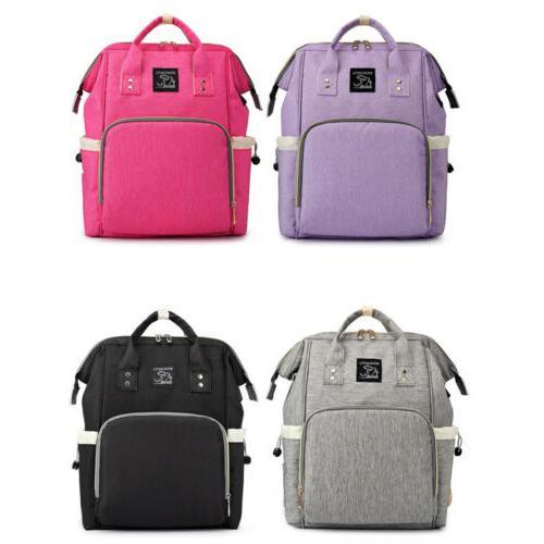 Baby Changing Bag Multi-Function L9U4X