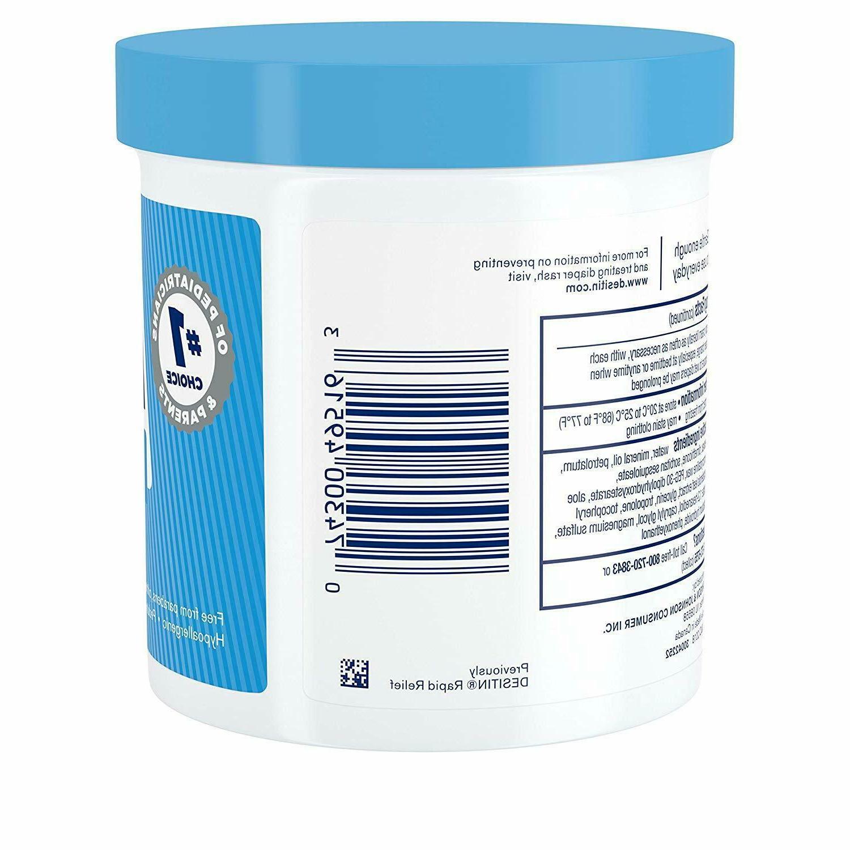 Desitin Baby Cream Treat, Relieve & 16