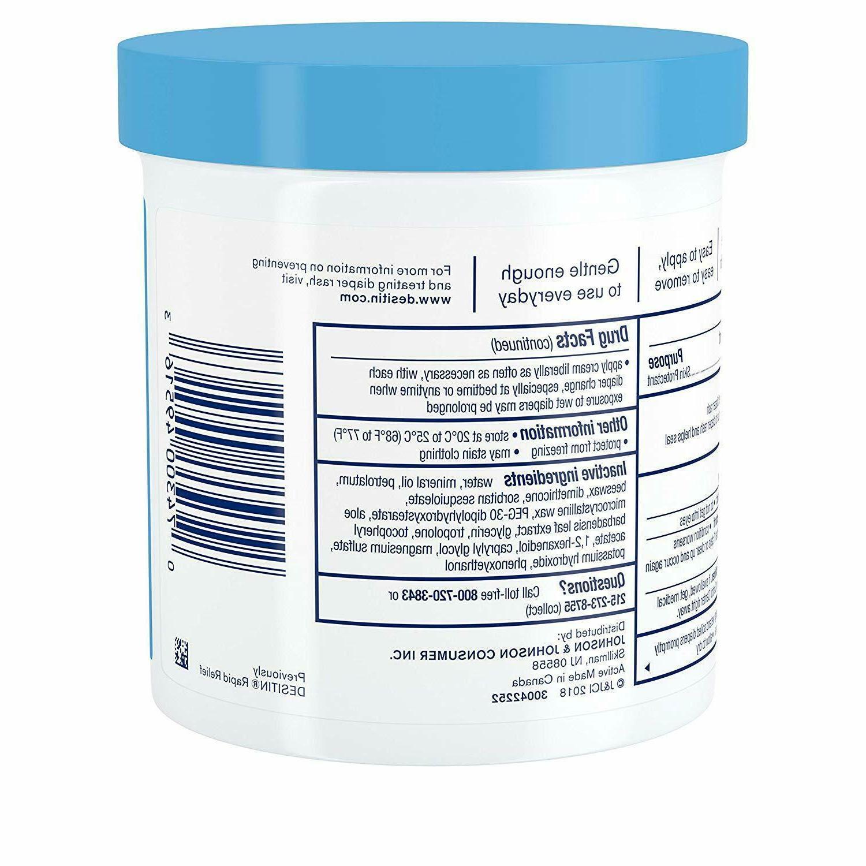 Desitin Rash Cream Relieve & Prevent 16