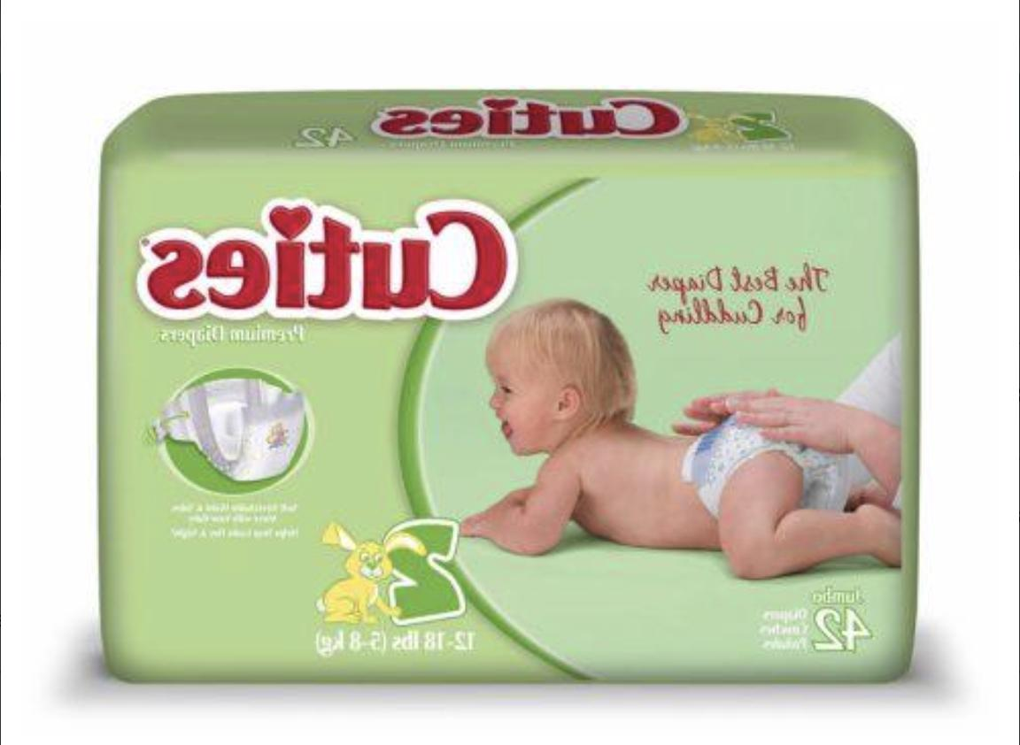 baby diapers size 2 pack of 42
