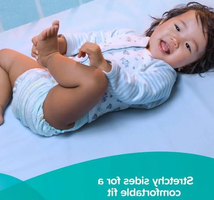 baby dry diaper size n 1 2