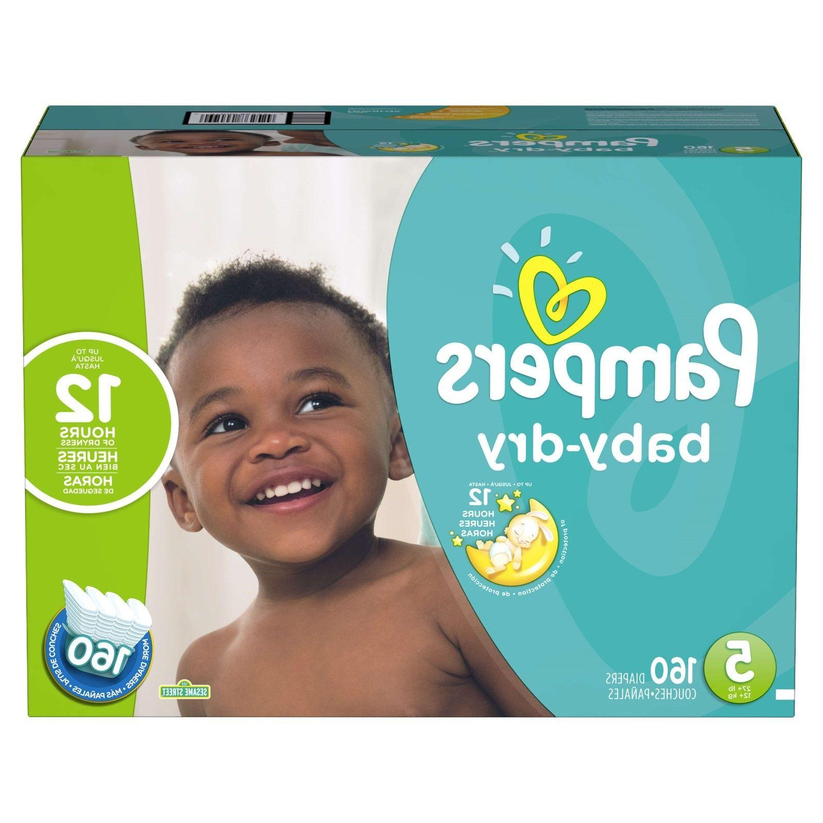 Pampers Size 1, 3, 4, Free Free!