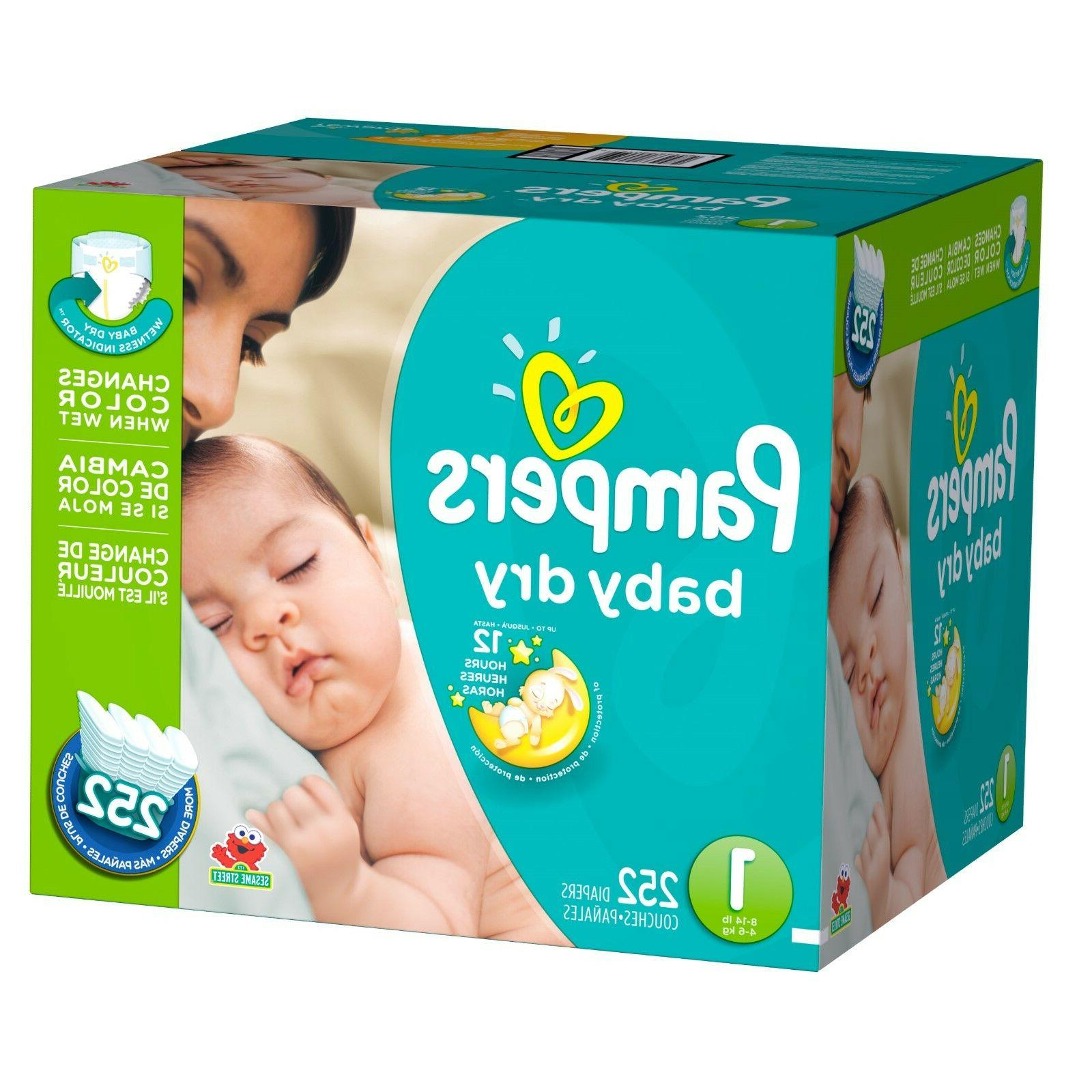 Pampers Baby Size 4, Free Tax Free!