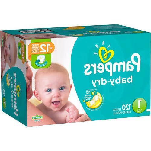 Pampers pack