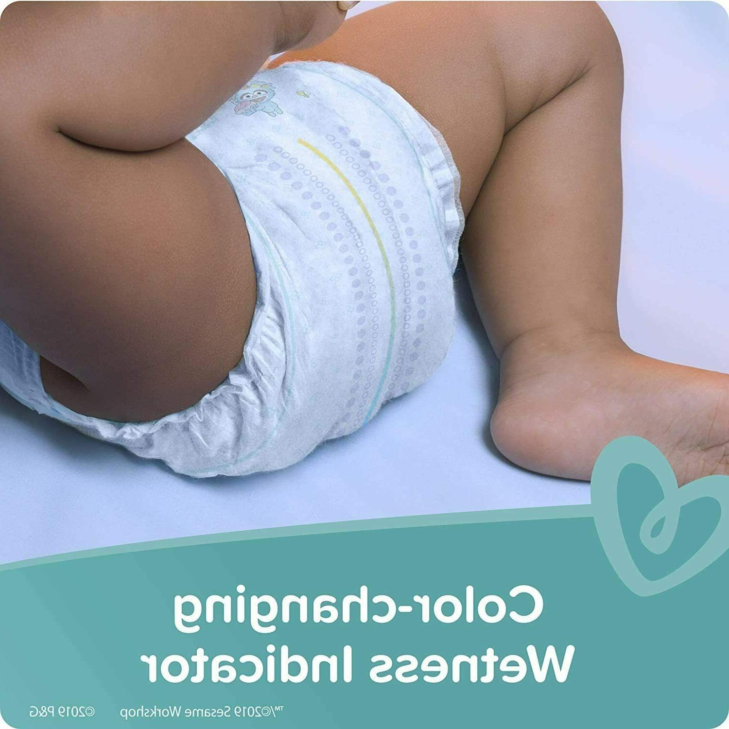 Pampers Baby 3 Layers Size 132