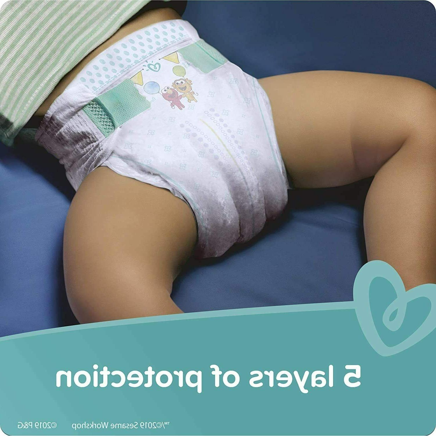 Pampers Baby Dry Baby 3 Size 132