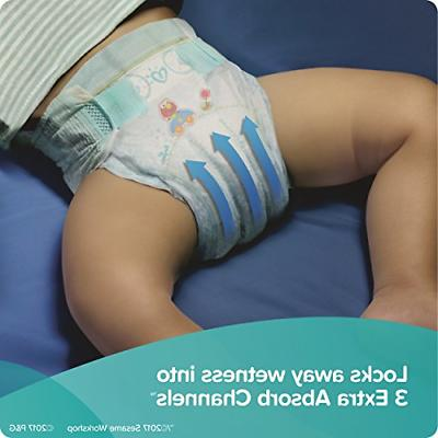 Pampers Baby Disposable 234 MONTH SUPPLY