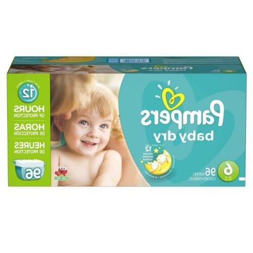 Pampers Baby-Dry Size 96 GIANT