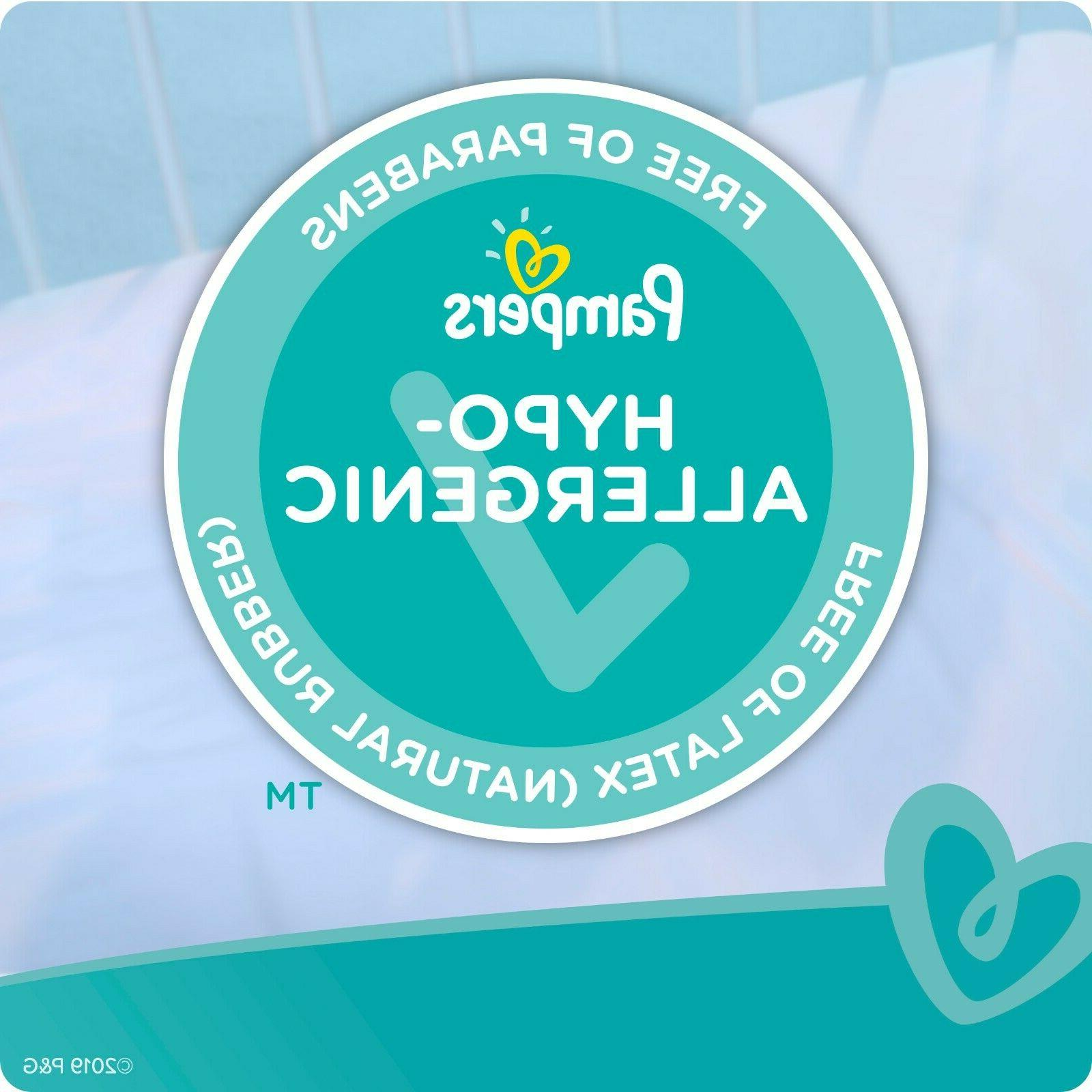 Pampers Baby-Dry Protection Diapers, ct