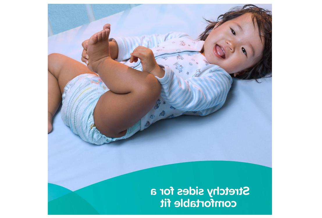 Pampers One-Month Supply - Free