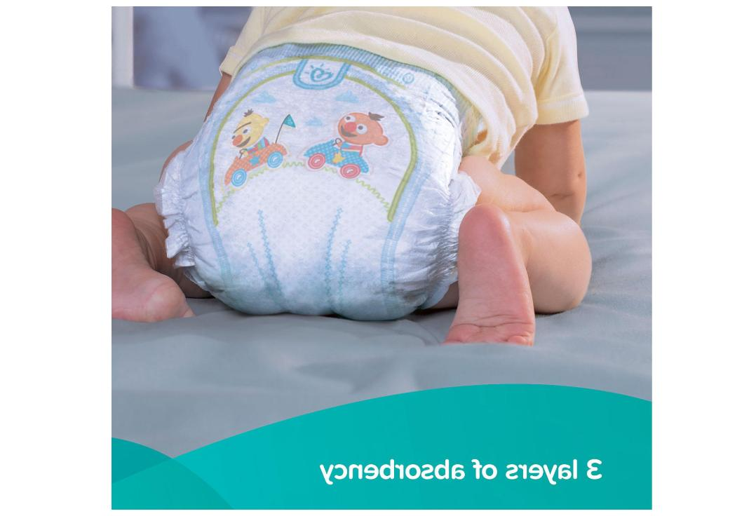 Pampers Baby One-Month Supply -