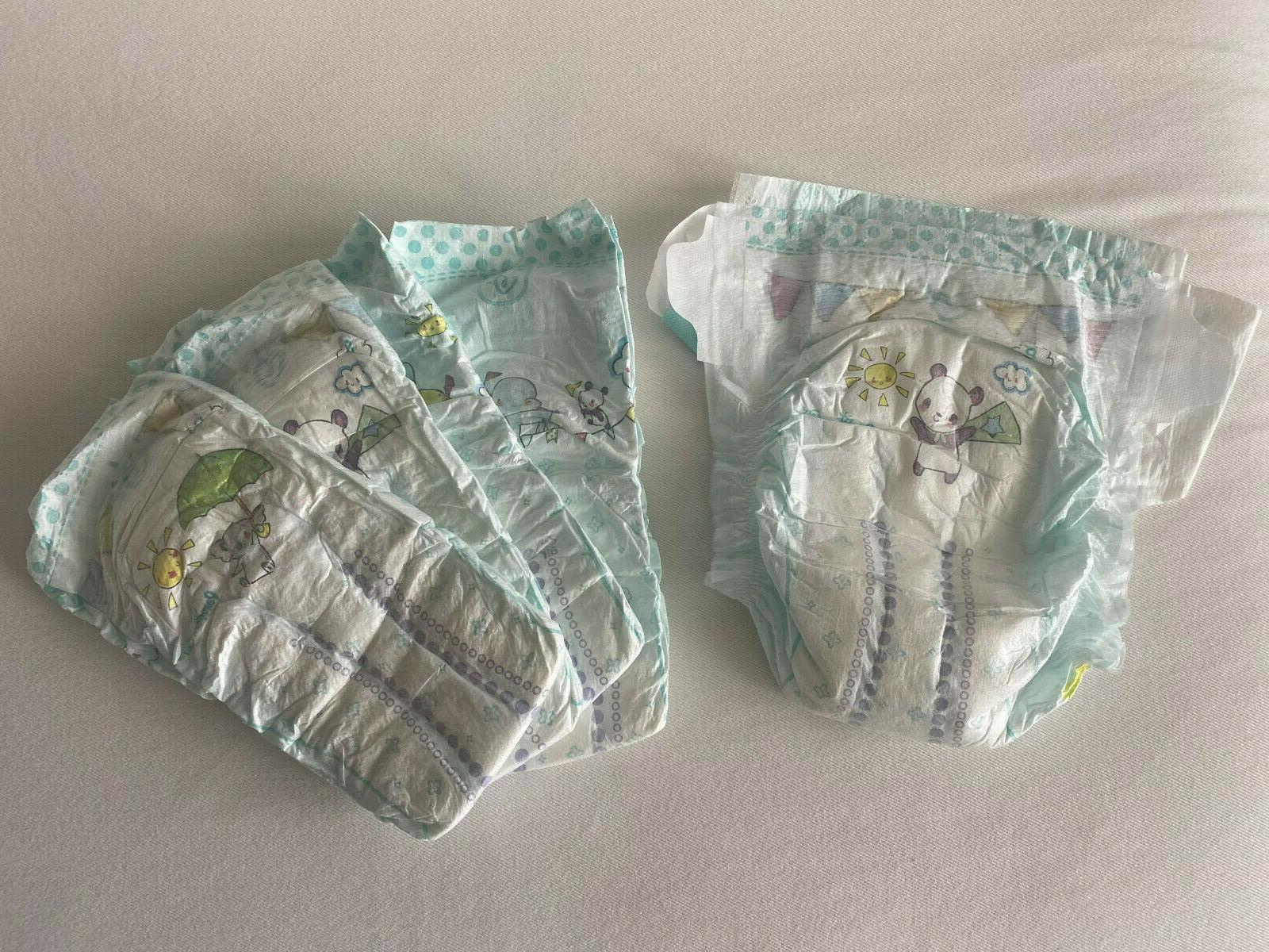 Pampers Baby Size 8 5x Diapers All Pampers 8