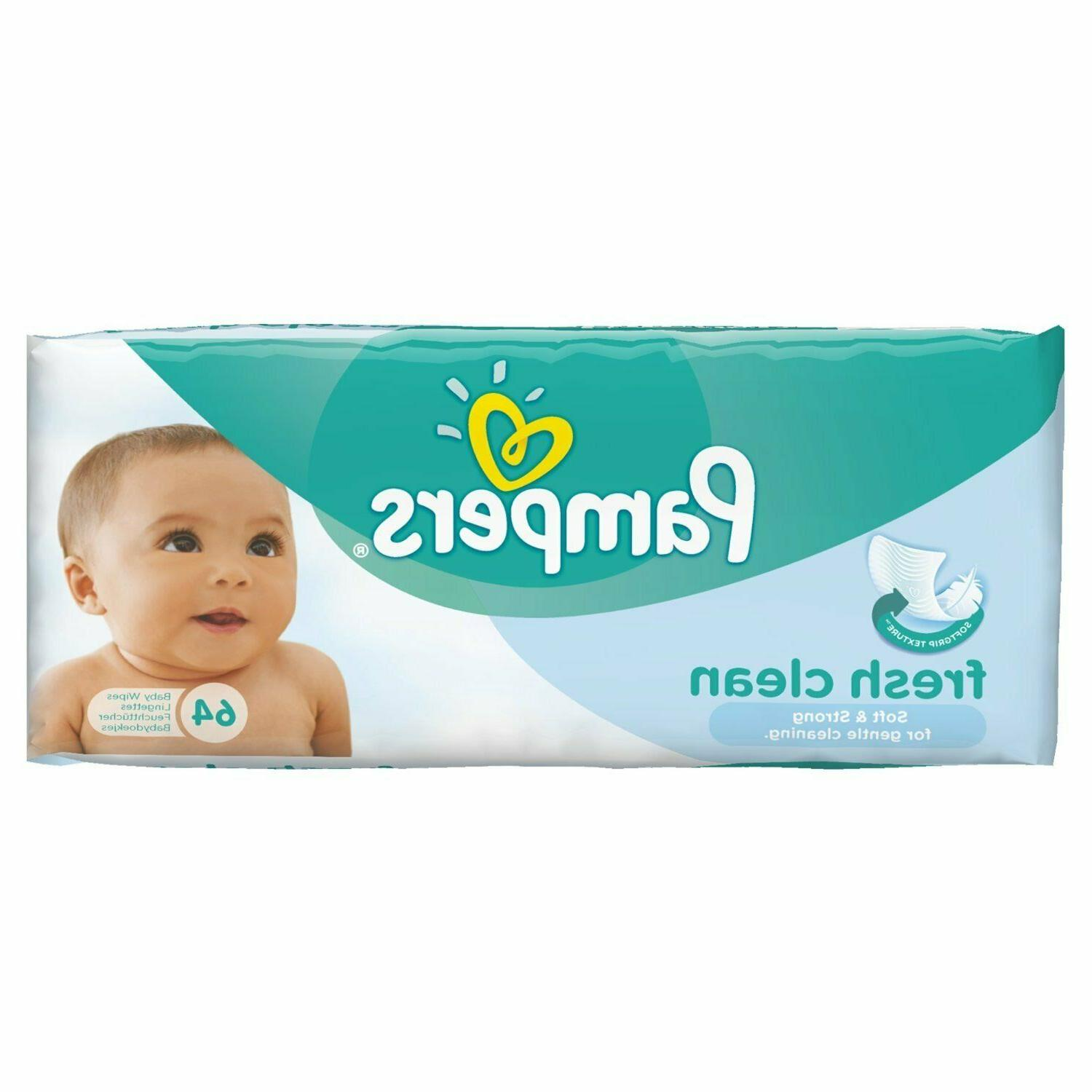 baby fresh scent baby wipes 768 count