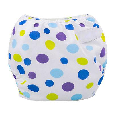 Baby Infant Reusable Washable Cloth Diaper Nappy Cover Adjustable