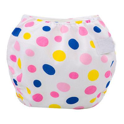 Baby Infant Washable Cloth Diaper Kids Cover Adjustable Diapers