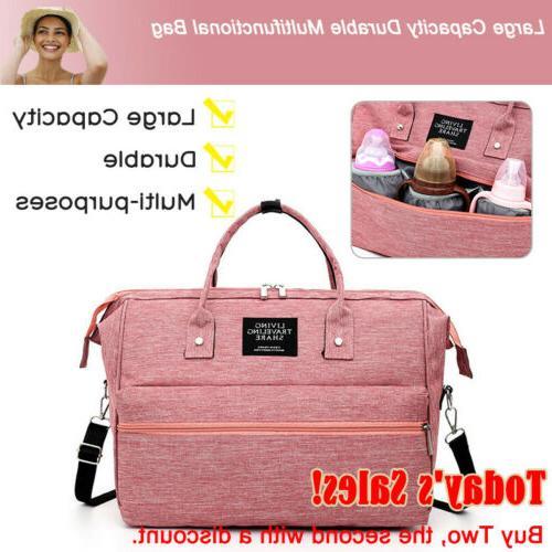 Baby Large Capacity Travel Handbag Messager Bag