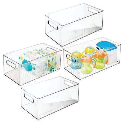 baby nursery storage bin