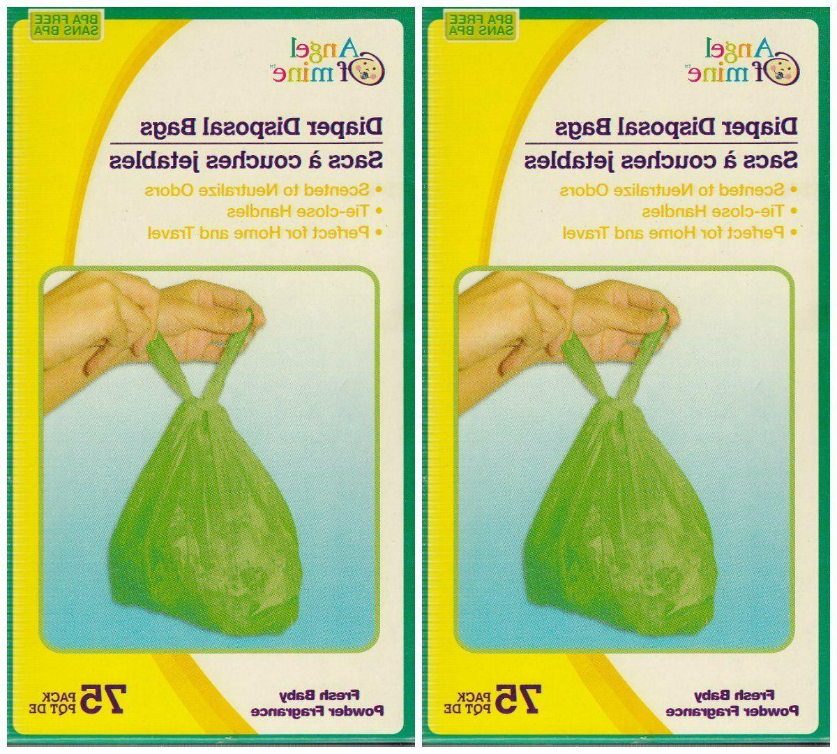 Disposable Bags 150 ct, or