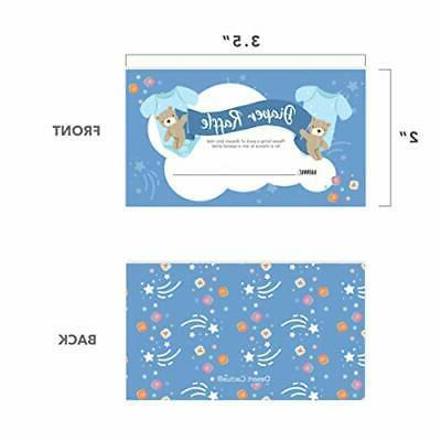 Baby Shower Cards 2.25 inch x 3