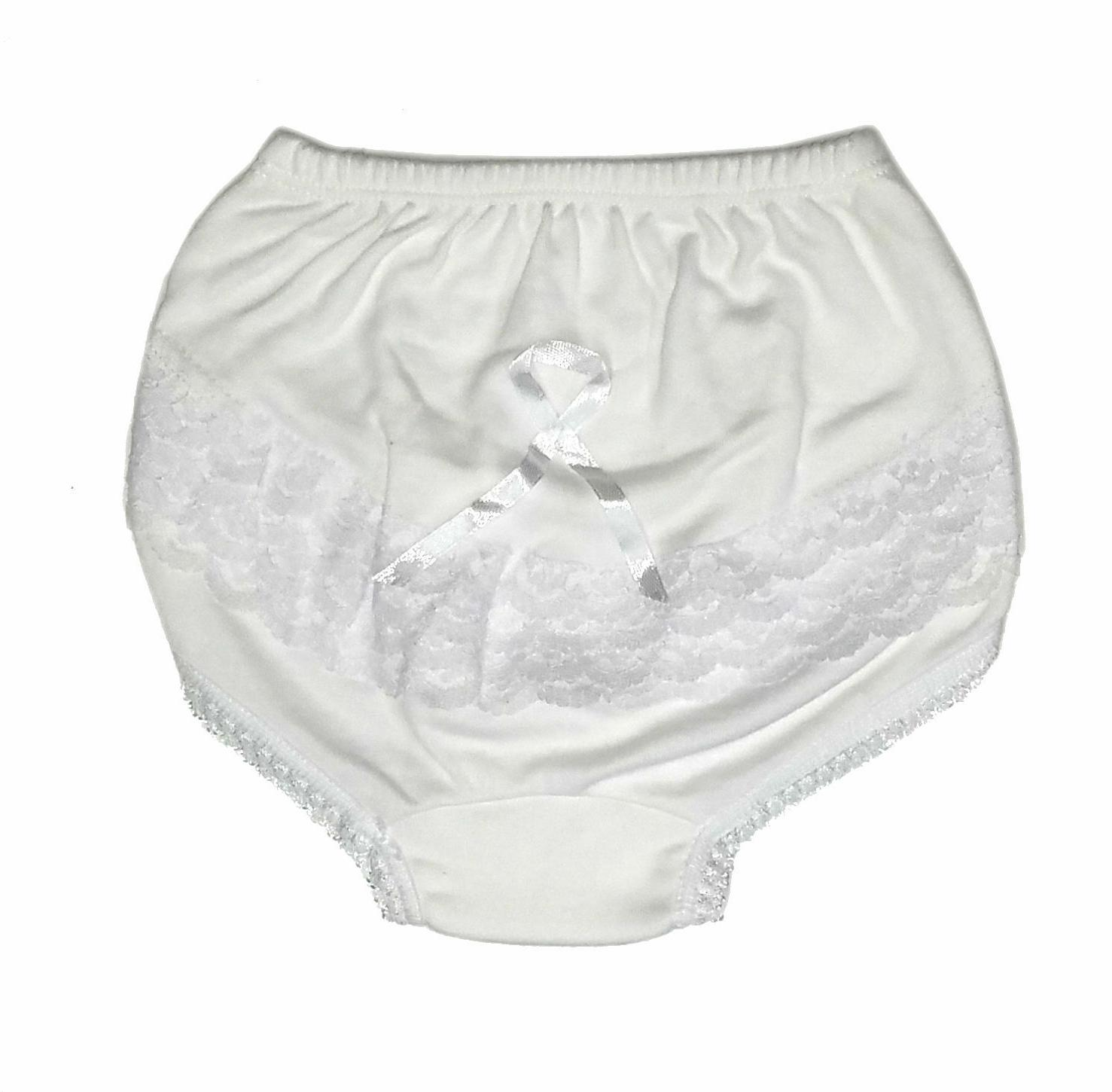 Baby Bloomers Ruffle PK Cover