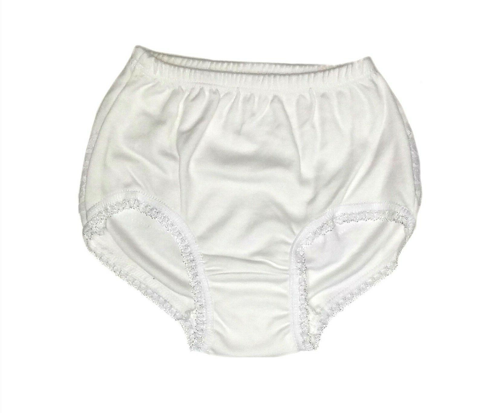 Baby Toddler Girls Bloomers Ruffle Panties PK Cover