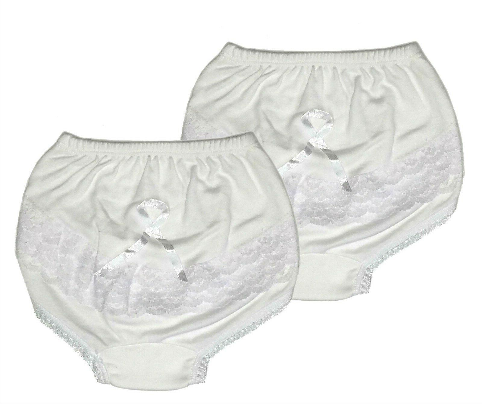 baby toddler girls lace bloomers ruffle panties