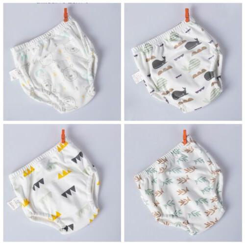 baby waterproof training pants infant cotton diaper