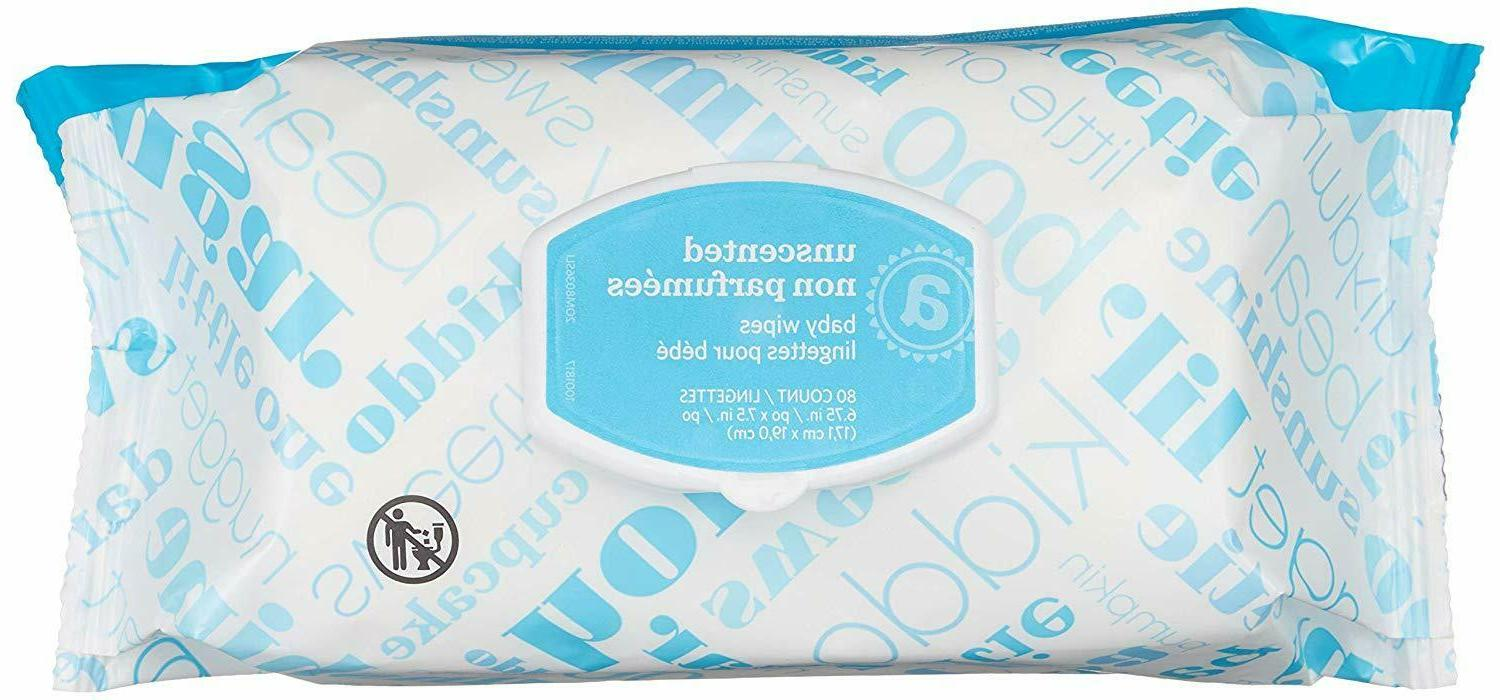 Elements Wipes, 480 Count Fresh